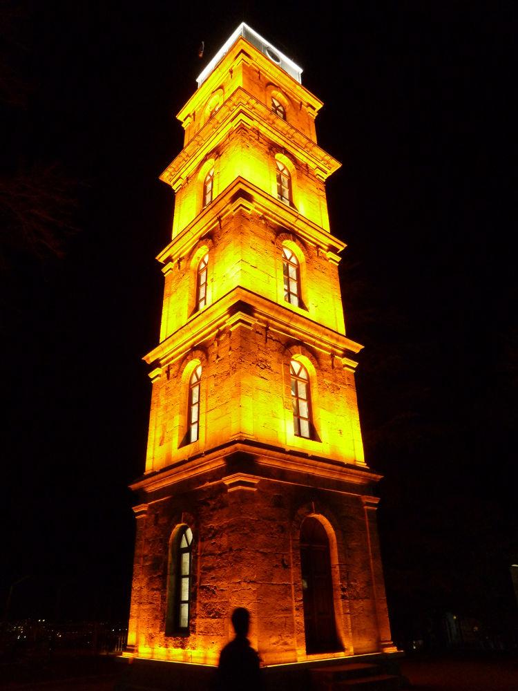 Saat kulesi by sonmez