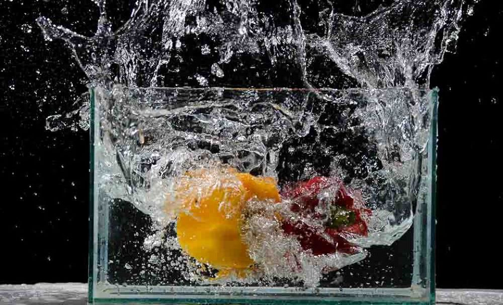 splash with water by Rae52