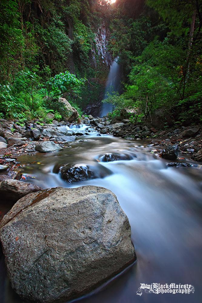 Les Waterfall, Les, Buleleng, Bali by Dwi Sucipta