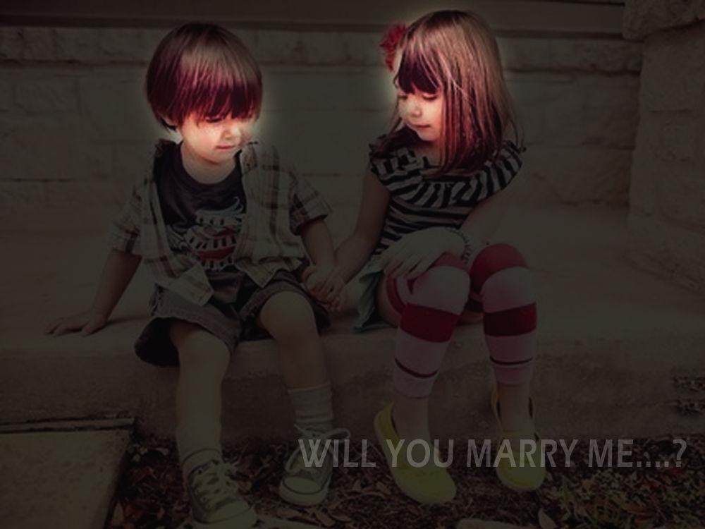 will u marry me..? by Sreerag
