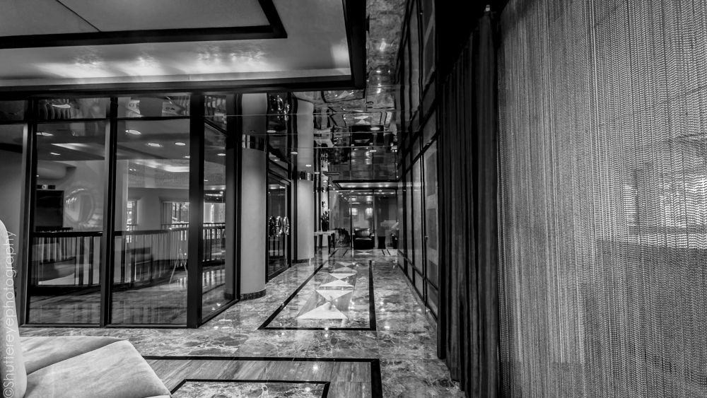 The Lobby. by Johnny Cortes