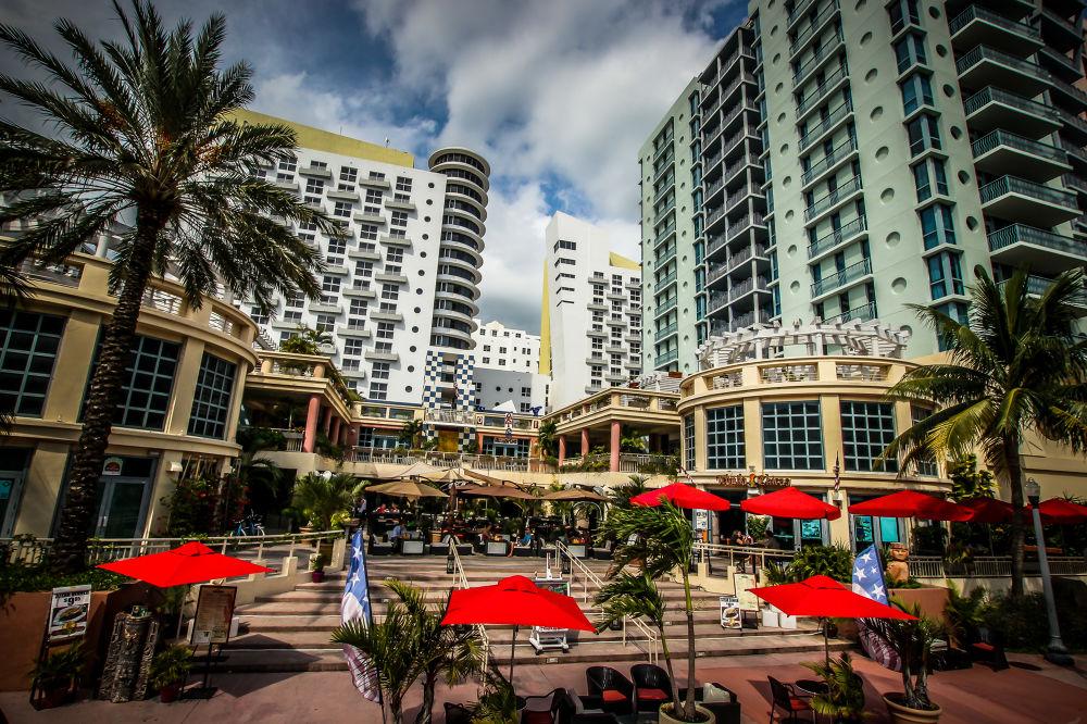 "South Beach ""Miami""  by Johnny Cortes"