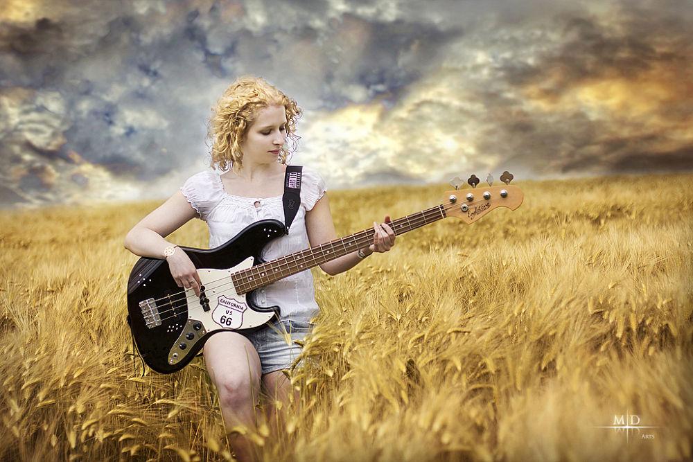 Summer Tune by M.D. Art