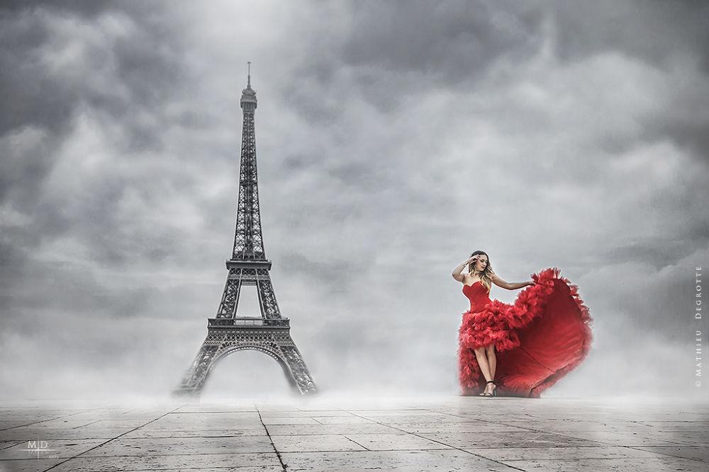 Paris Fashion by M.D. Art