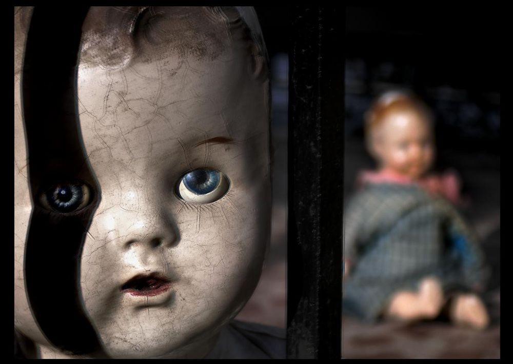 creepy babies... by hensdill