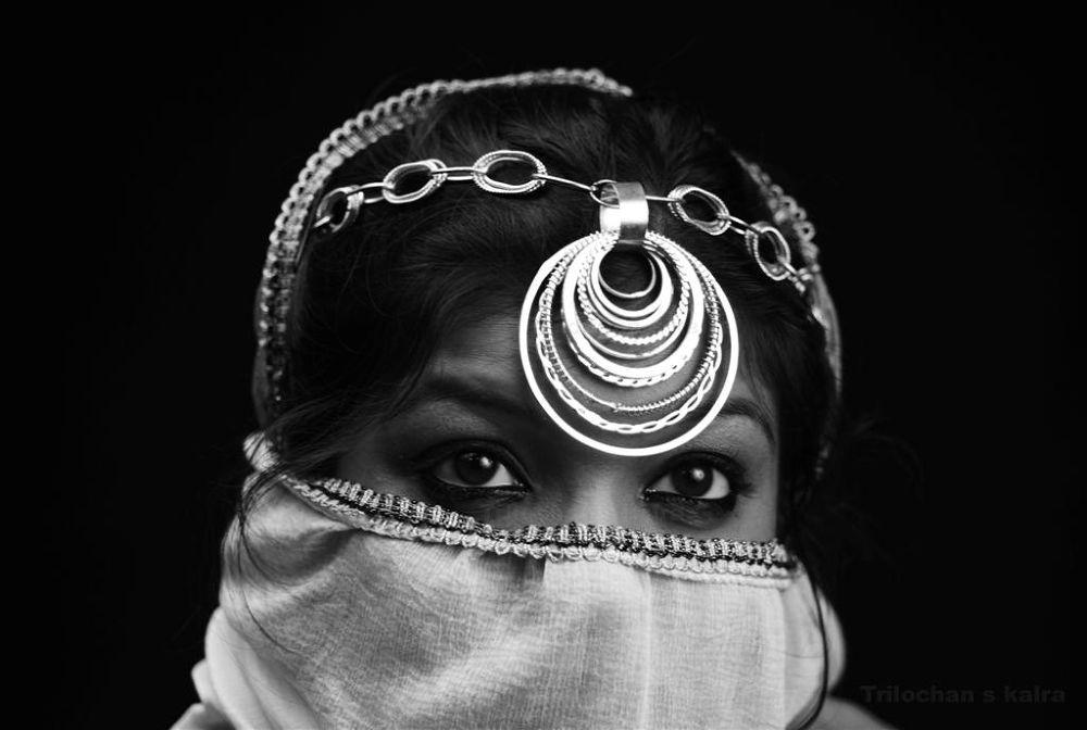 iN Hizab by trilochansphoto