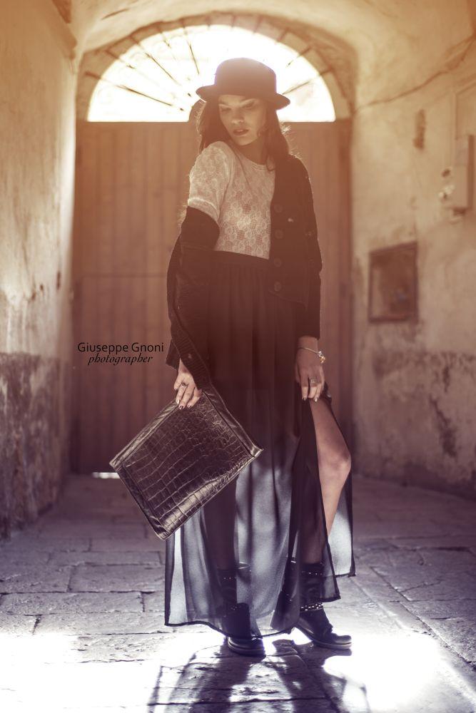 FASHION#8_LORELLA PIPERIS by Giuseppe Gnoni