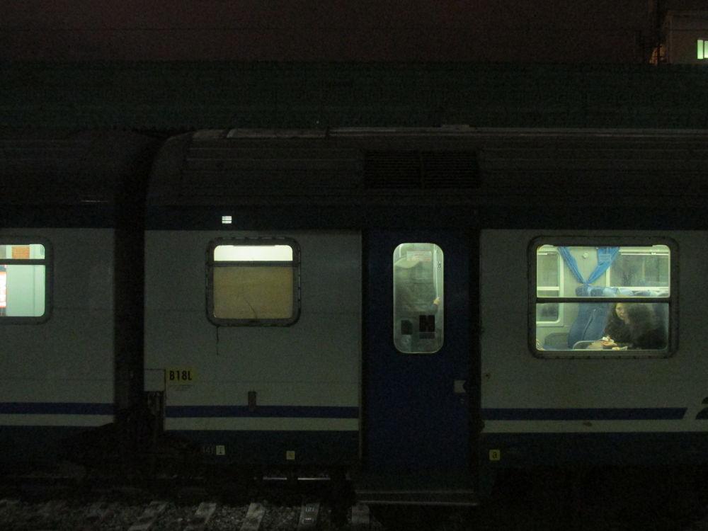 treno by lucianotarasco