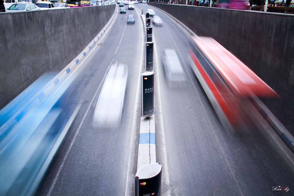 Traffic by KanSky