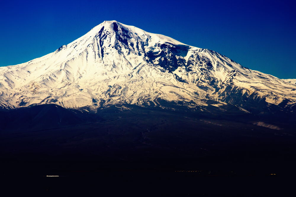 mountain Ararat by KanSky