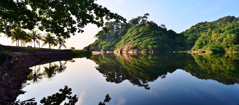 Teluk Gadung ( Gadung Bay by amylim718