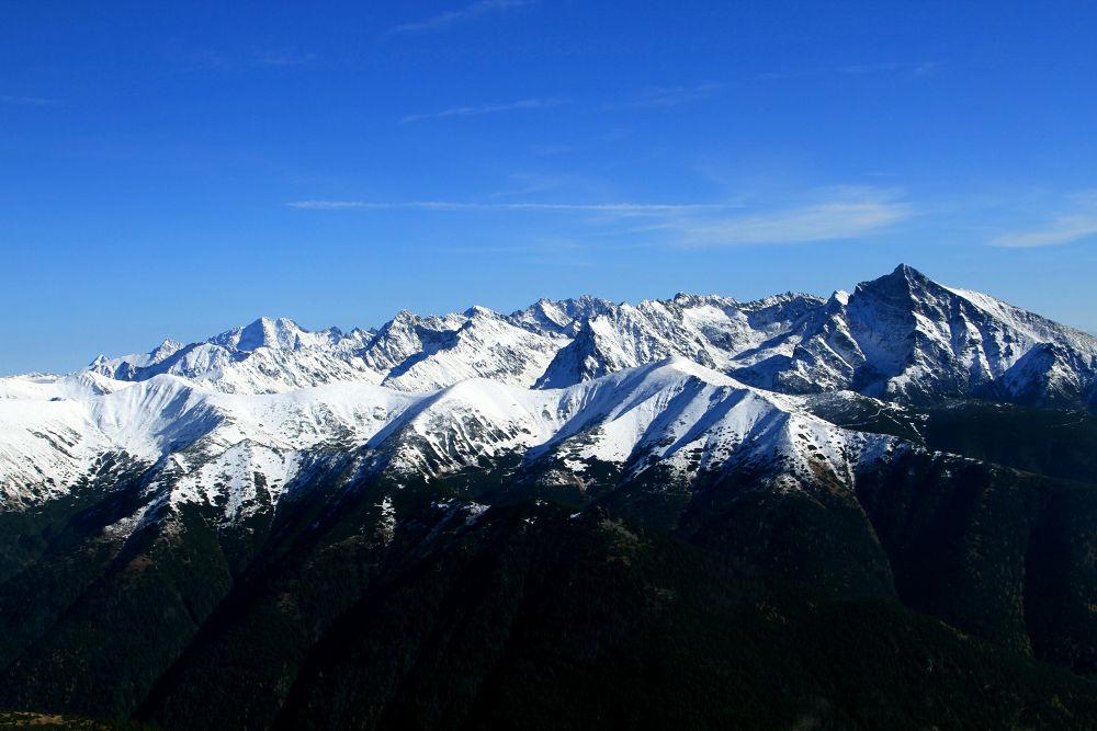 High Tatras, Slovakia by ZalesakPhotography