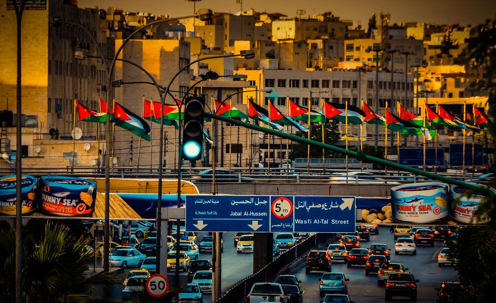 jordan rush hour-1 by SaidRizky