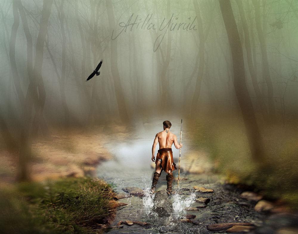 Hunter  by atillayueruek
