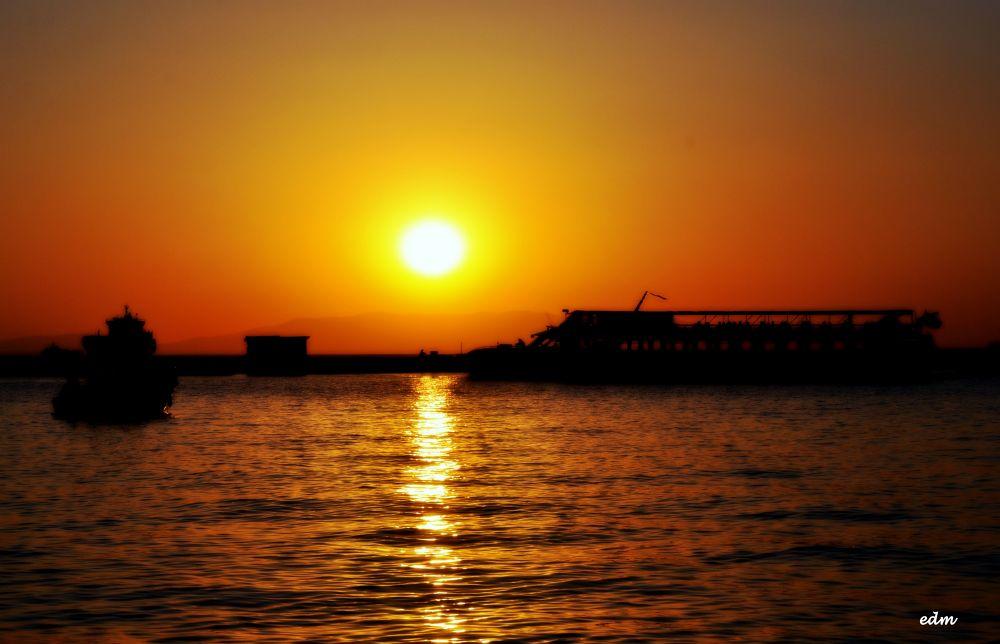 Sunset by ermannoalbano
