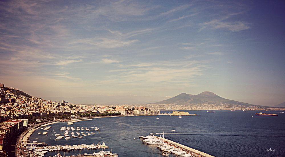 Napoli by ermannoalbano