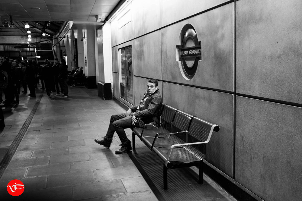 waiting by Vlad Popa