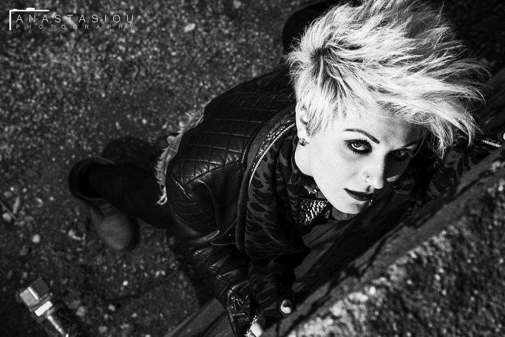 80's Girl by Anastasiou Photography