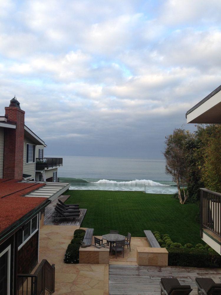 My front yard  by Elizabeth Noel Donovan