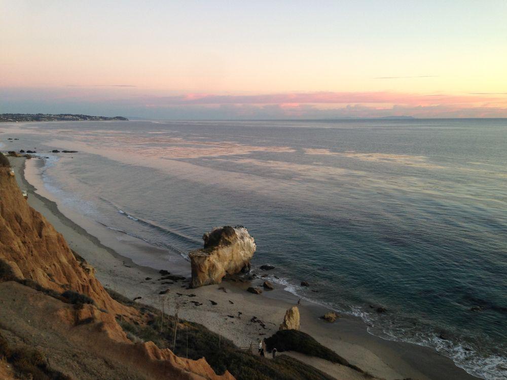 El Matador Beach Magic :-) by Elizabeth Noel Donovan