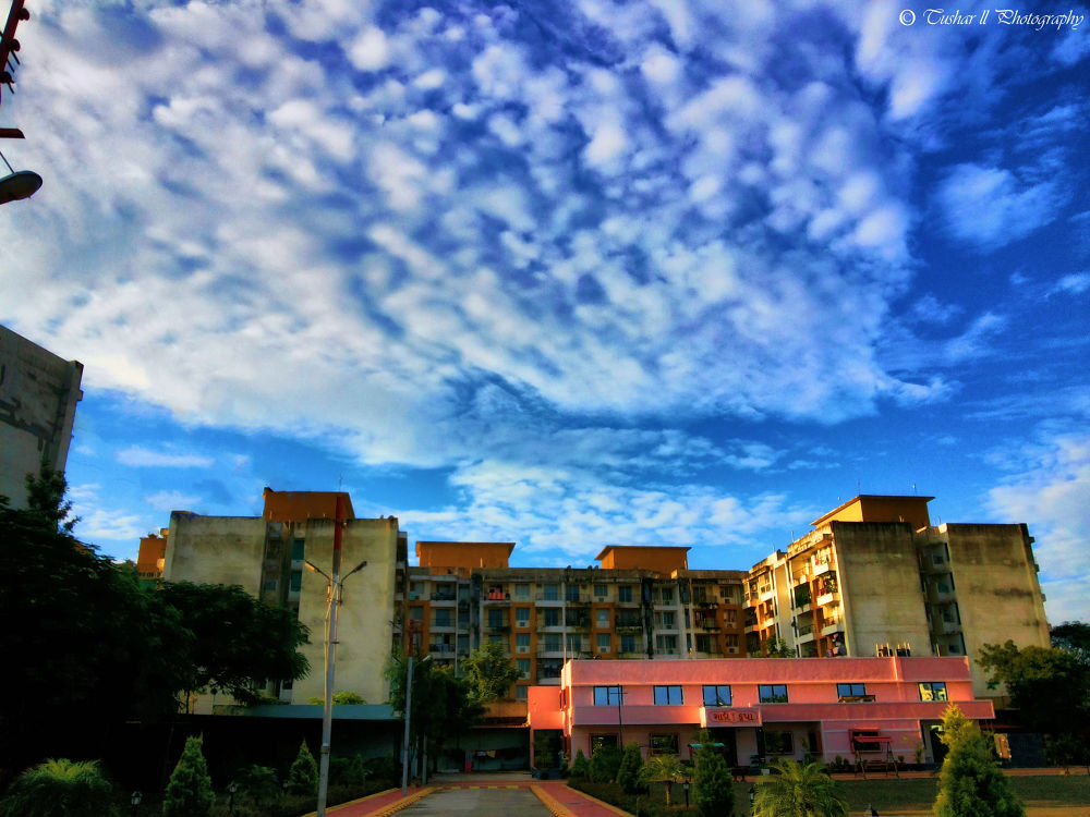 Amazing Weather by Tushar Thakur
