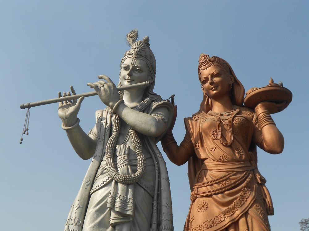 Radhey Krishna by harryfotography2008