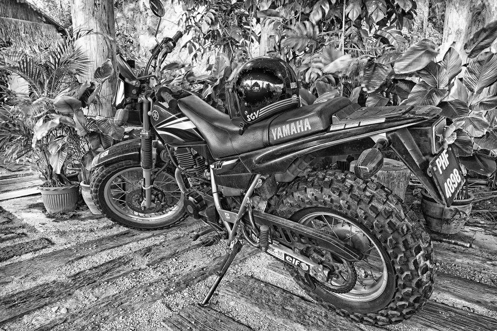Motorcycle by thrumylens