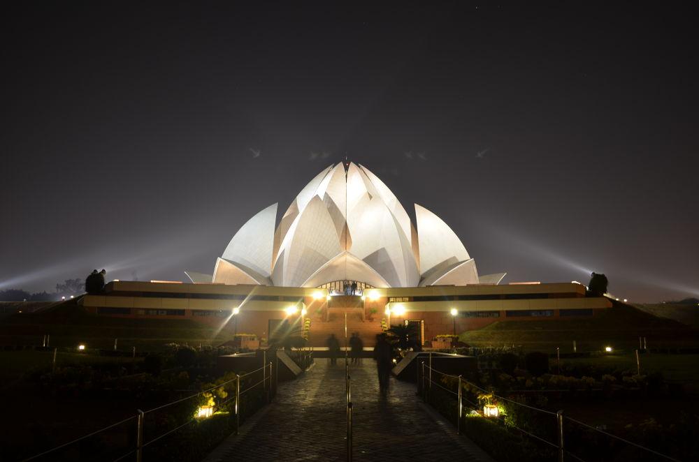 Photo in Architecture #ypa2013 #lotus temple #delhi #architecture #design