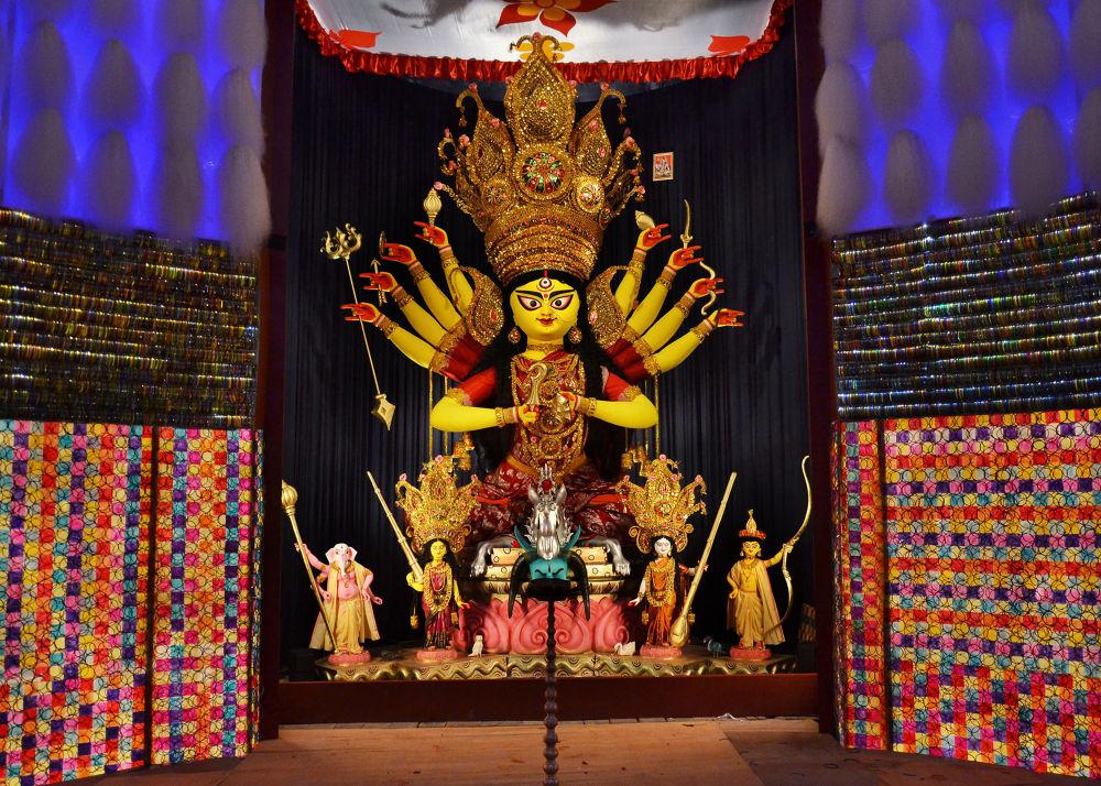 Durga puja - 2013  by taraknathguin