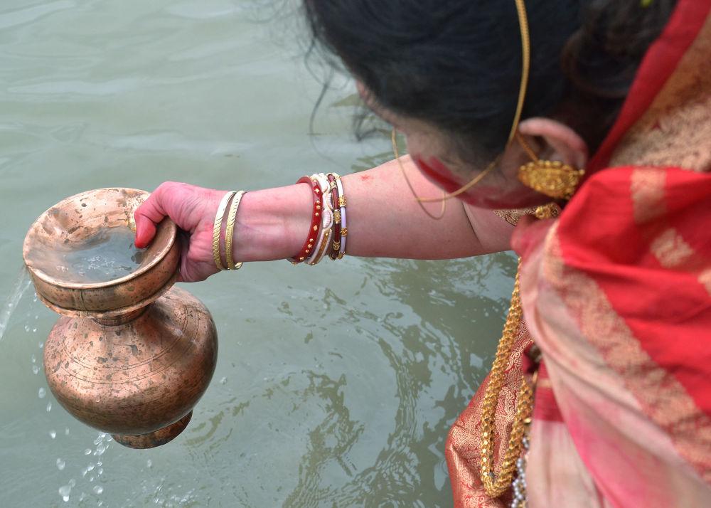 Holy Water by taraknathguin