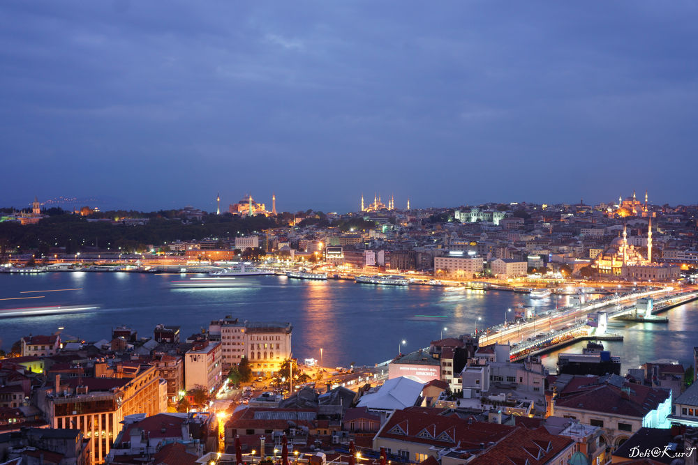 Ah istanbul by Zeki Alkanat