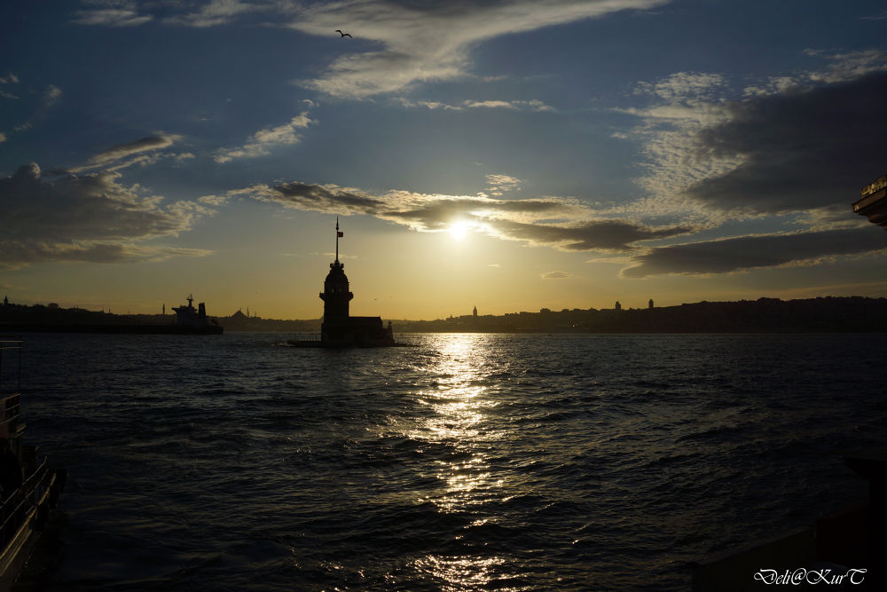Photo in Landscape #istanbul #turkey #turkish #life #night #love #ypa2013 #istambul #estambul #live #stambul
