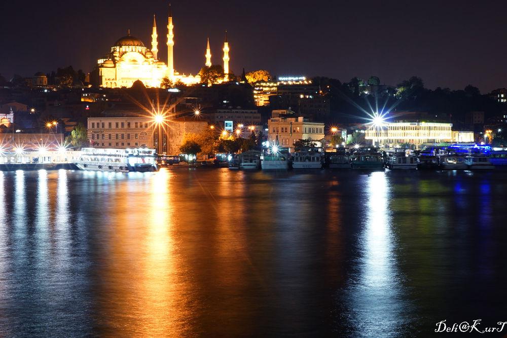 istanbul by Zeki Alkanat