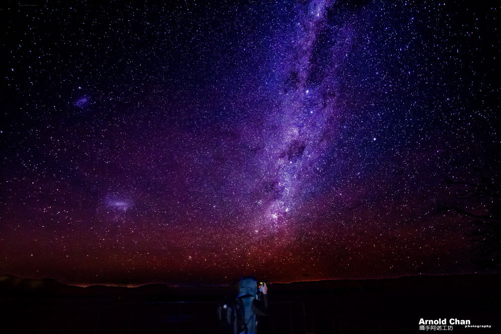 My First Ever Milky Way by Arnold Chan
