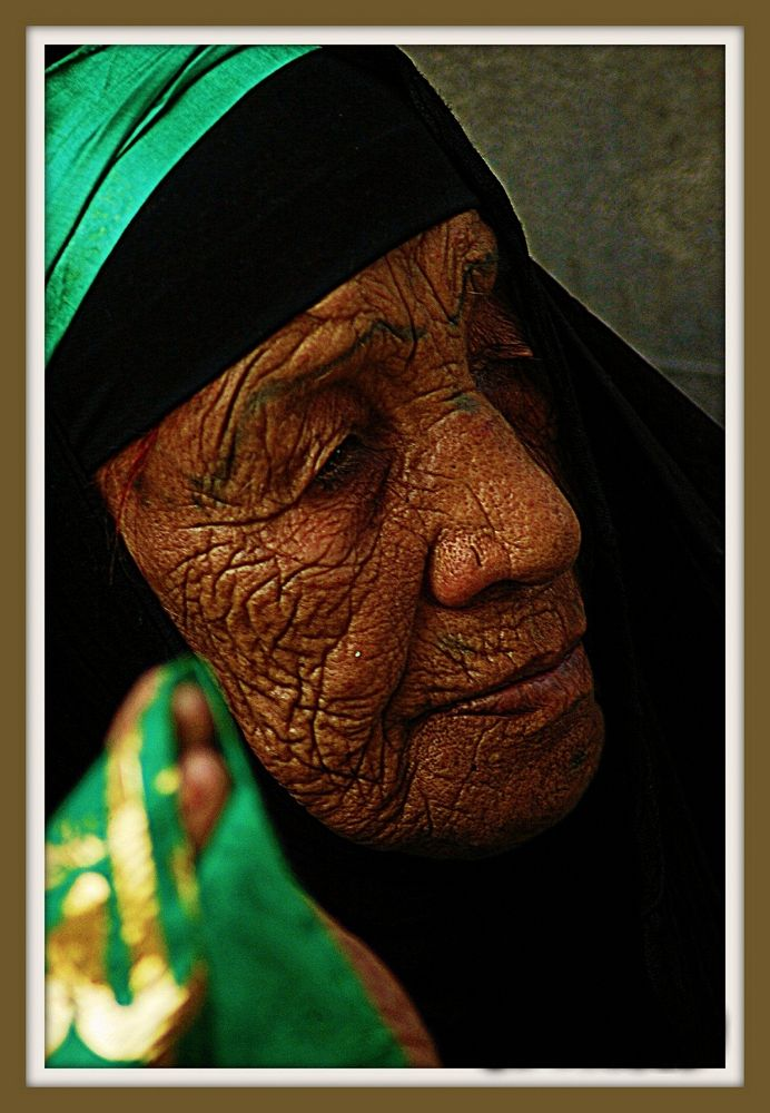 Concerns of a great lady by masoudalhajahmed