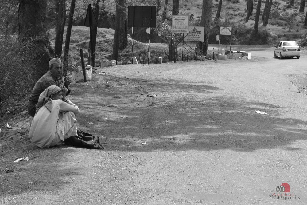 Travellers by annkurkumar