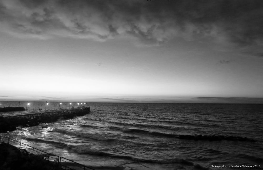 Twilight glow by pennieawhite