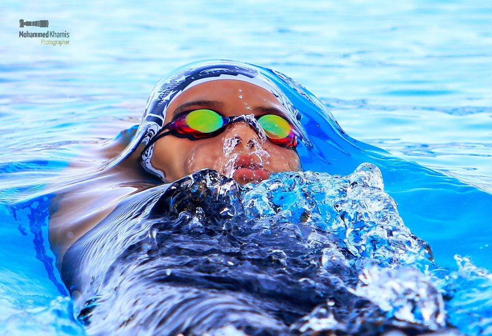 Swimming Championships by MOHAMMED KHAMIS