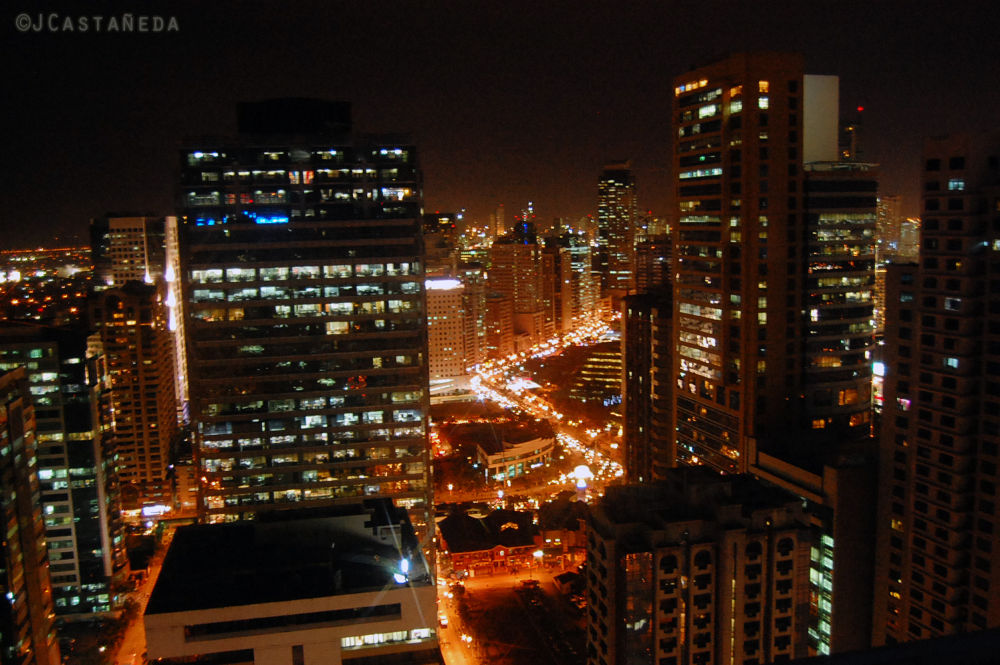 Photo in Cityscape #city #cityscape #night #lights #light #ypa2013