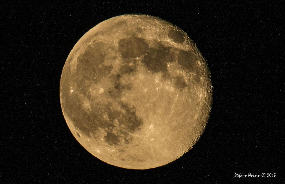 (Super) Moon by Stefano Nuccio