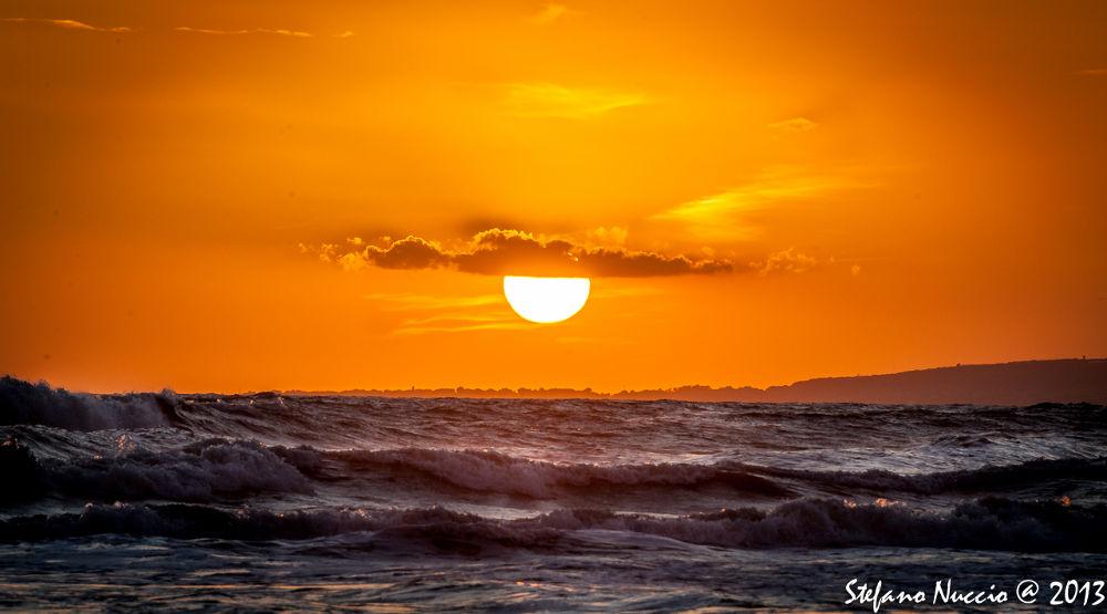 Sunset by Stefano Nuccio