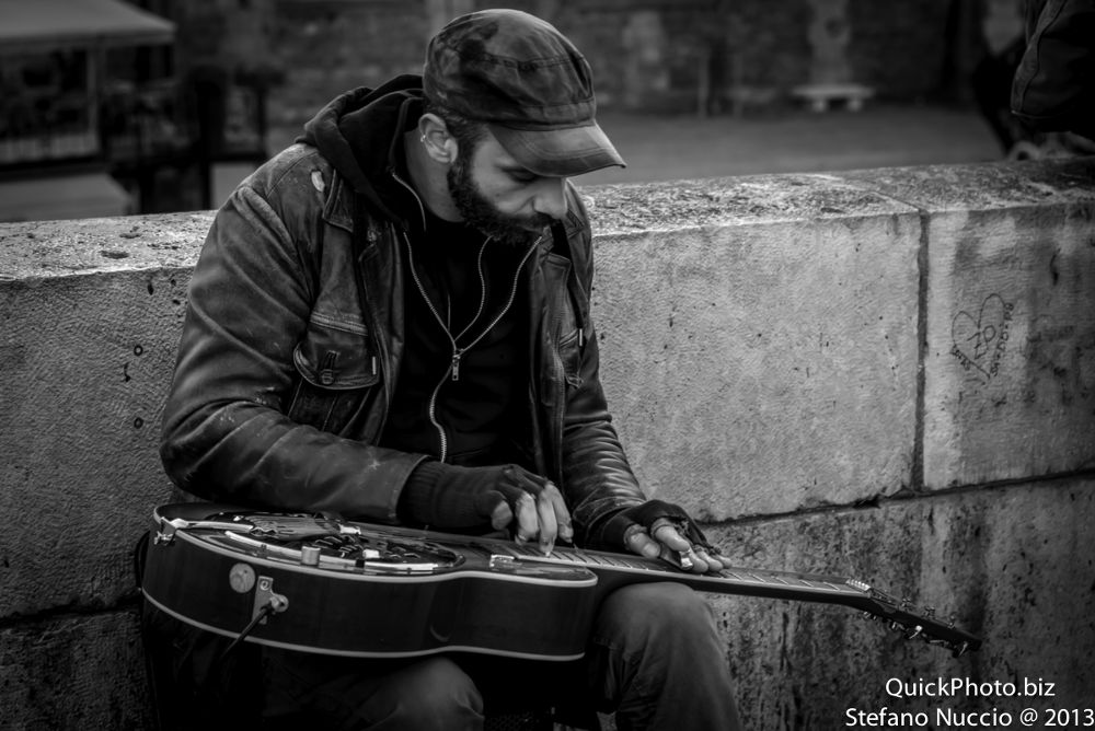 The sound of freedom by Stefano Nuccio