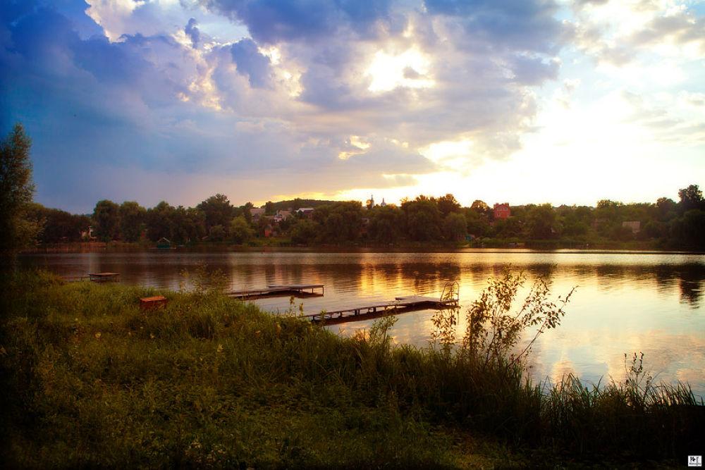 Photo in Nature #ypa2013 #nature #beauty #landscape #ukraine #sunset