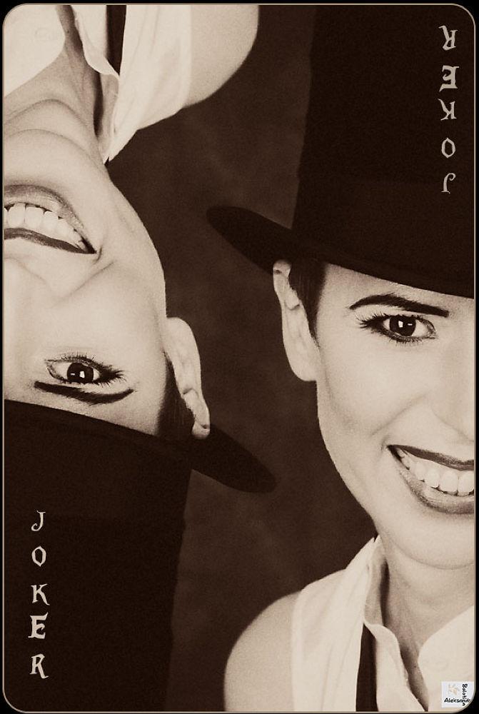В этой колоде Я Joker! by misssmile