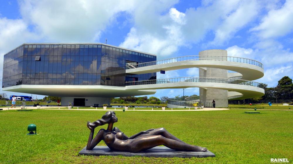 Estação Ciência João Pessoa  by Rainel Dantas de Fontes