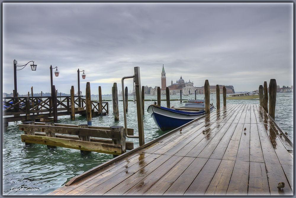 Pier by David Gilson