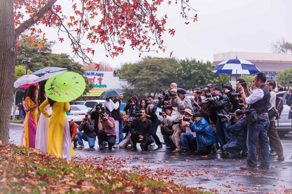 Autumn Rain by ngducchanh