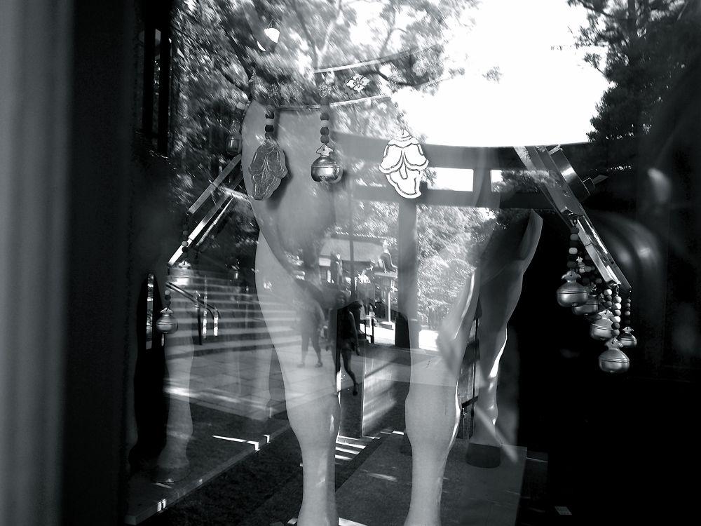 鏡 by Miki Pluie Matinale