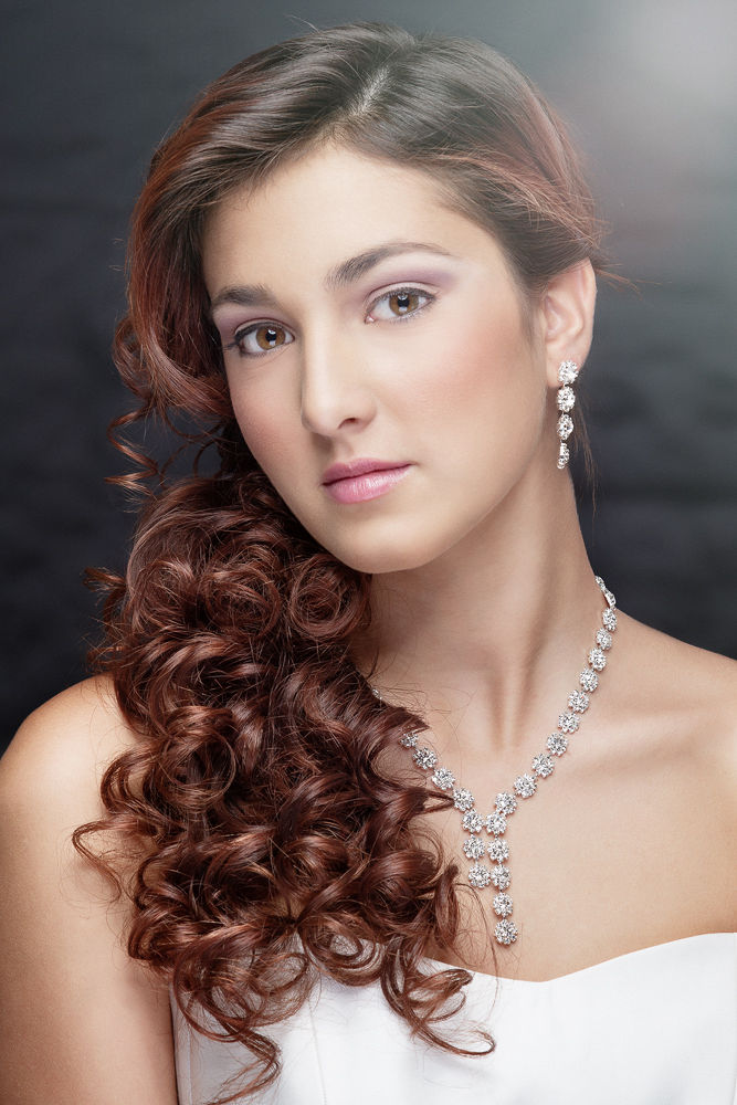 Bride Hairstyle by Andrea Livieri