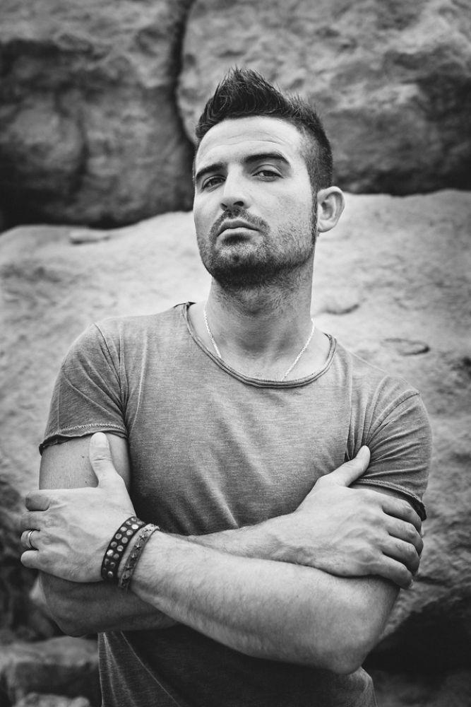 Musician Portrait by Andrea Livieri